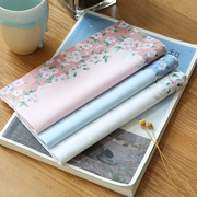 Cotton handkerchief and wind lady handkerchief post female floral cotton handkerchief sweat small handkerchief