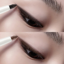 Dance miracles, Eyeliner Pen, waterproof, sweat proof, non staining, lasting Brown lead gel pen, female anti halo dyeing net red liquid pen.