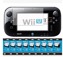 Wii U game pad protective Film patch HD WIIU screen protection accessories buy 2 Send 1