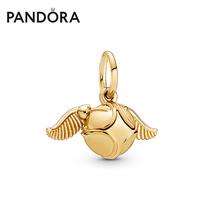 Pandora Pandoras official website Harry Potter Gold Thief Pendant Fashion Personality Necklace 368618C00
