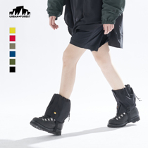 Sold out URBAN FOREST (UBFR.) Hiking boots CORDURA wear-resistant sand-proof water-resistant outdoor shoe cover.