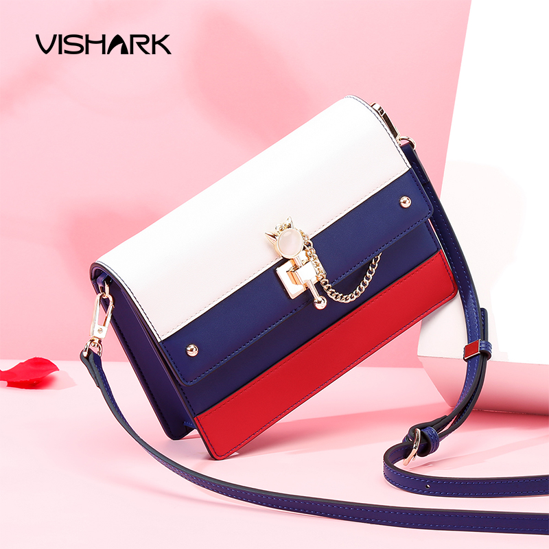 Texture bag female 2018 autumn and winter new tide single shoulder Messenger bag Korean version of the wild fashion on the new girl small bag