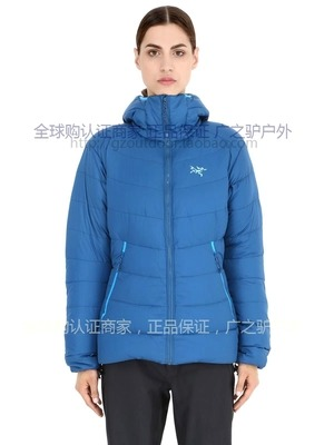 Spot Arcteryx Thorium SV Hoody Archaeopteryx Female hooded extra-thick down jacket 17047