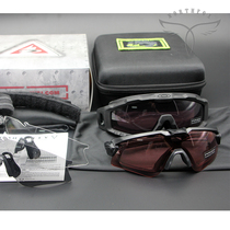 02f02333ae Military version of O mind M Frame Alpha goggles combo tactical goggles  bulletproof shooting glasses four