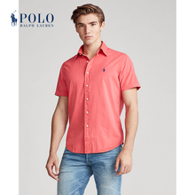 Ralph Lauren/Ralph Lauren Men's 2020 Summer Classic Twill Shirt 12310