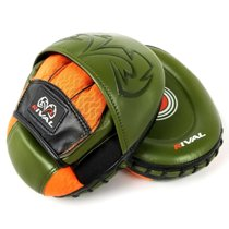 RIVAL RPM80 PUNCH MITTS Boxing Muay Thai Fight Training Fighter Target