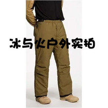 Arcteryx LEAF Fusion Pant ancestor Bird Army version windproof warm cotton outdoor waterproof assault pants