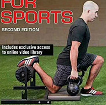 Functional training 2nd edition one-legged 擡 high-score legs squatting 擡 high-squatting legs squatting training rack