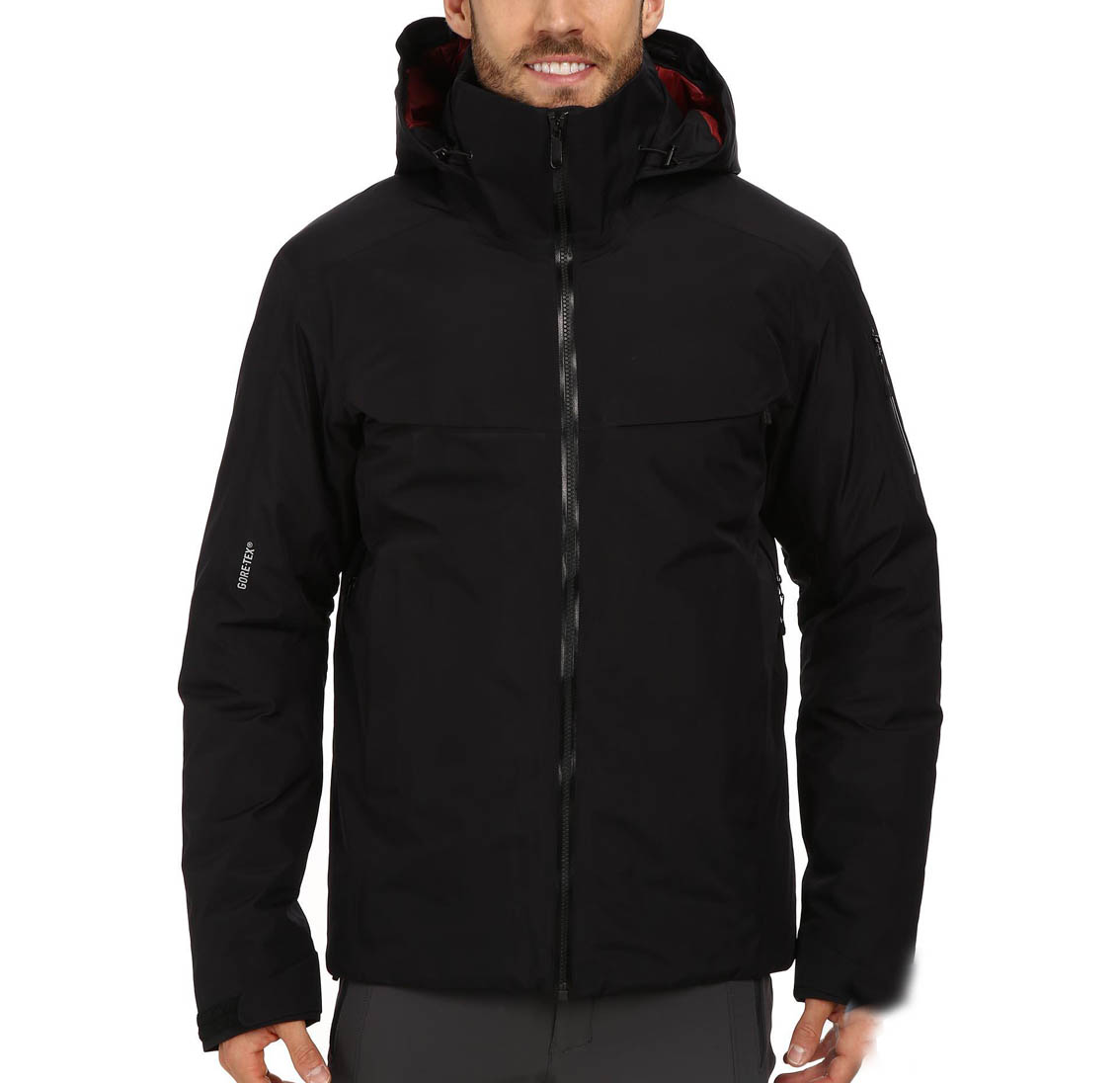 JCHC increased system GTX jacket down jacket 12650 rain and snow ski suit goose down filling JCHC increased system GTX jacket down jacket 12650 rain and snow ski suit goose down filling