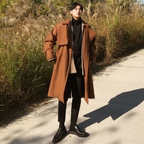 Winter Korean thick loose loose youth coat
