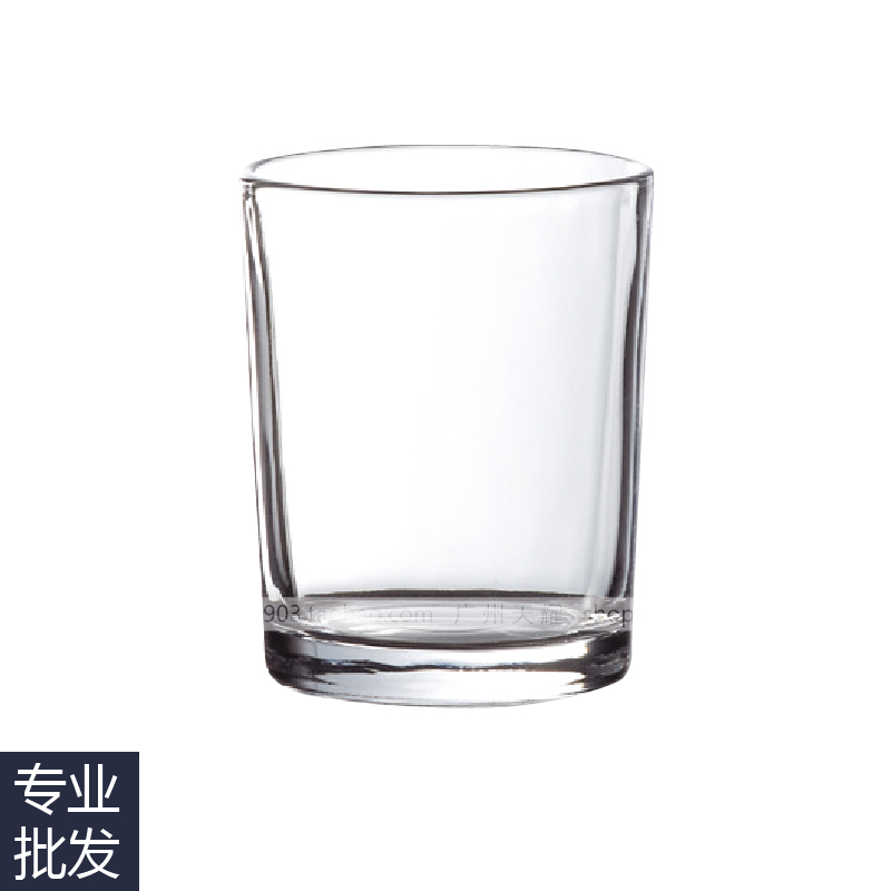 Glass wine glass Transparent white wine liqueur beer A cup of KTV bar hotel restaurant with a full box of 85ml