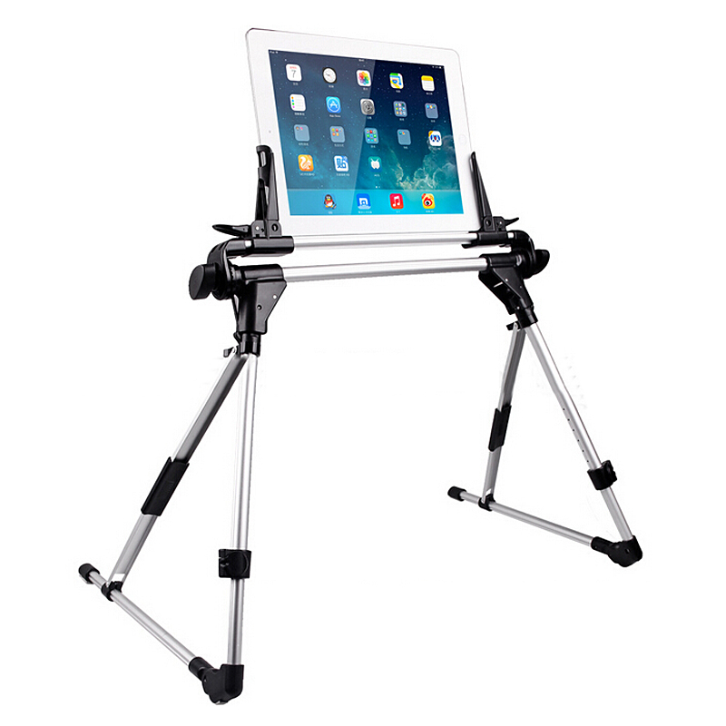 Ipad holder for bed,New Universal Tablet Bed Frame Holder Stand for iPad 1 2 3 4