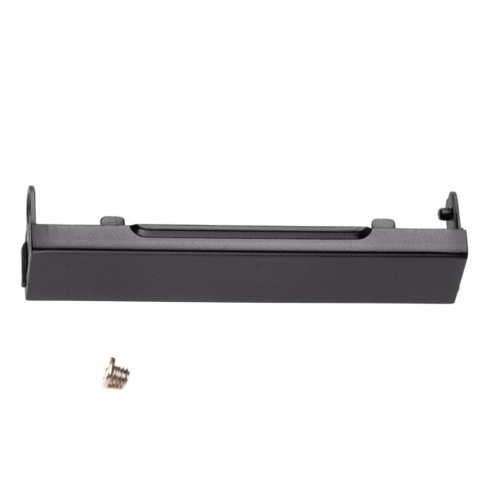 Laptop hard drive,Laptop HDD Hard Drive Caddy Cover Lid With Screw For Dell La