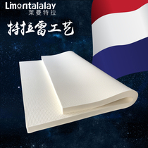 Thailand imports natural latex mattress 1.8 m bed 10cm thickened 5cm double Simmons tatami Mats 1.5m