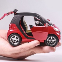 Smart alloy toy car model sound and light boomerang toy car for children and boys