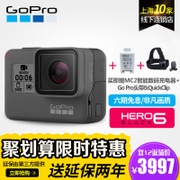 GoPro HERO 6 BLACK HD underwater 4K camera digital camera waterproof professional diving