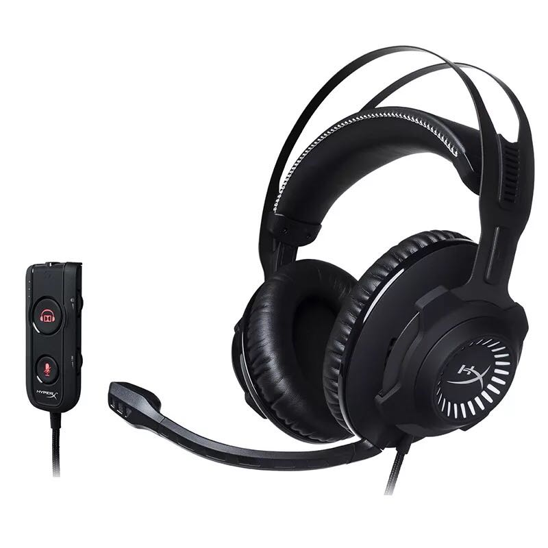 Licensed Kingston/Kingston Cloud Revolver S Black Hawk Eating Chicken Gaming Headset