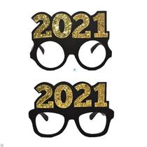 Number 2021 New Year New Years day New Year glasses supply