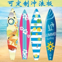 Studio Creative Photos Hundred tours Pat wedding photography props Surfboard model decorations decoration Custom Windsurfing