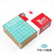 Imported deer brand 144 large boxed powder檯 club rub powder table tennis 桿 gun head supplies recommended