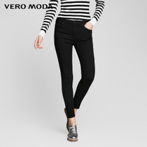 Vero Moda2017 New product self-cultivation nine points jeans  317149512
