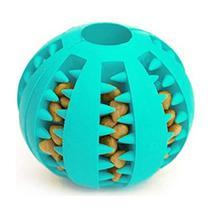 Pet Dog Toys Extra-tough Rubber Ball Toy Funny Interactive E