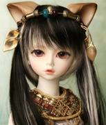 BJD SD soom Trond &amp Kivi dolls; - Deities of Cats1/4 Volks.