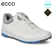 Ecco Love step golf shoes man walking yak leather golf shoes 2018 New Boa Mens shoes