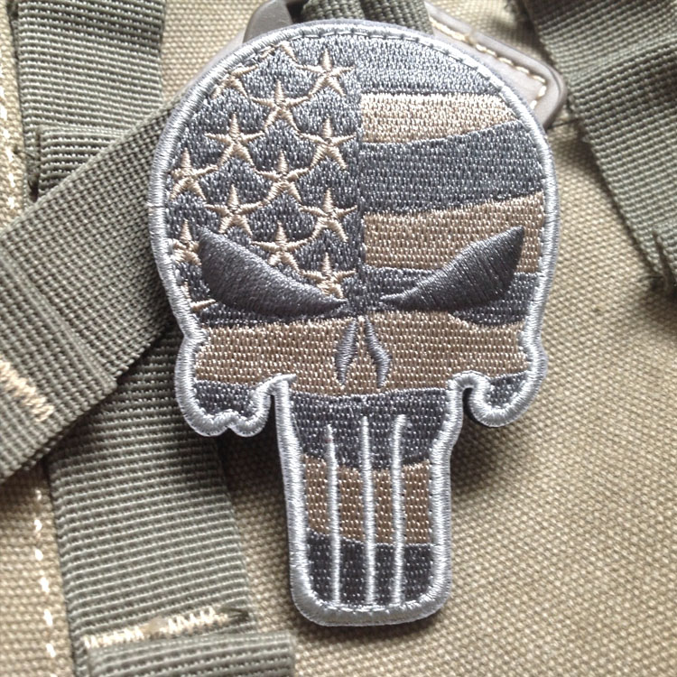 2 31] US SEAL Team 6 Arm Chapter Gold Team 3-D Embroidery