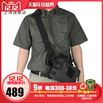 USA 5.11 Outdoor Tactical Single shoulder bag nylon 56180 male trumpet casual oblique Cross Backpack 511 Tactical Pack