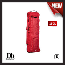 Exdo] 18-19 douchebags (DB) Outdoor Sports Travel Single Board pack DC150L