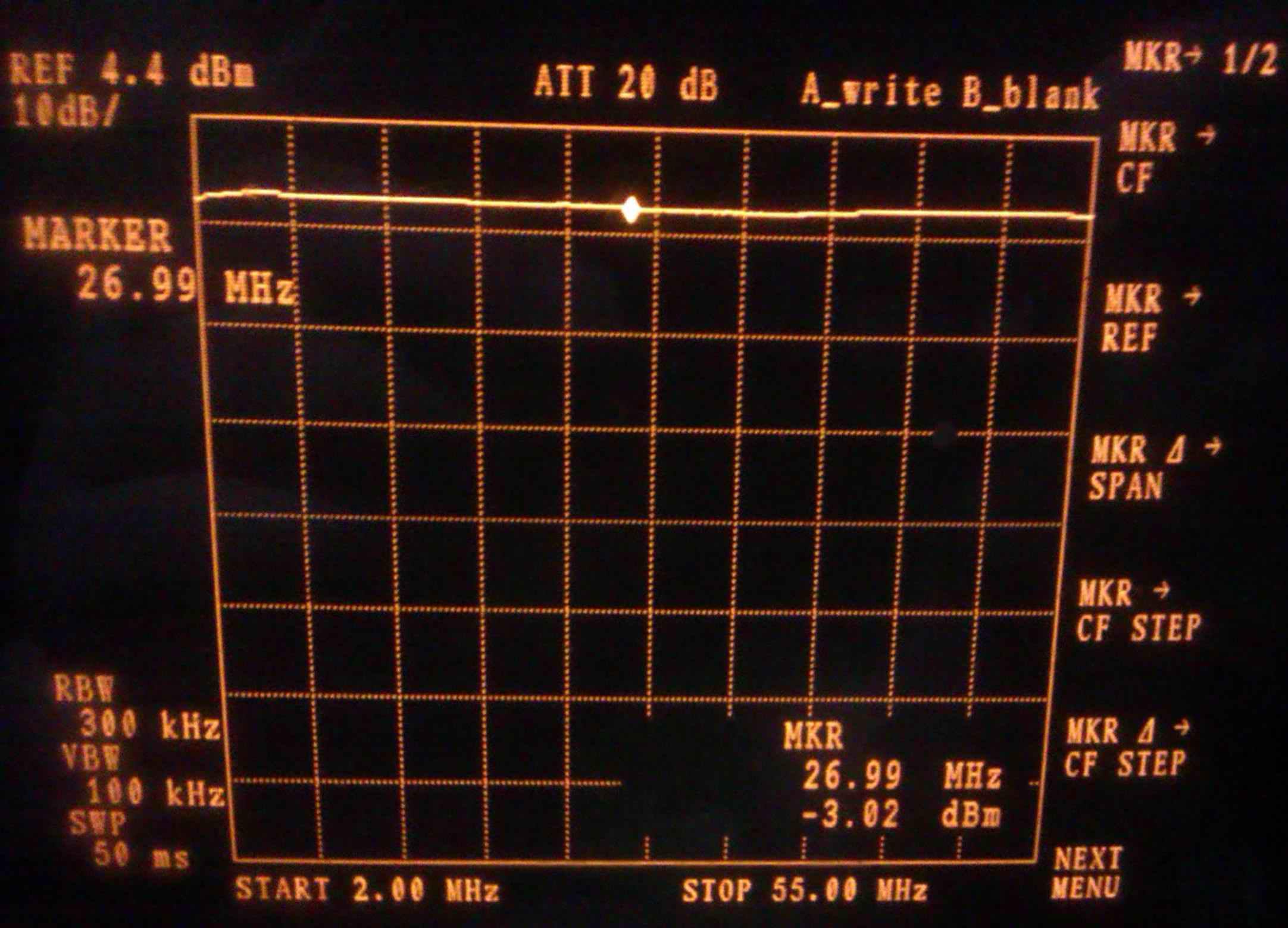 1MHz-175MHz 6W 43dB V2019 Ultra-Broadband RF amplifier linear short-wave amplifier amplification