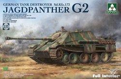 中士模型 三花 2118 1/35猎豹G2驱逐战车Sd.Kfz.173 全内构[YU定]