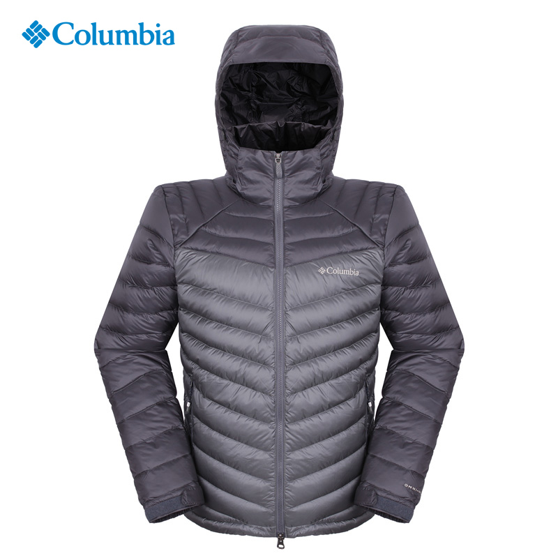 In autumn and winter, outdoor men are waterproof and warm, reflecting 700 velvet white goose down clothes PM5404