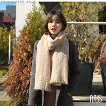 Korea MBS Photography Network red INS wind scarf female hat womens bag shooting net shoot exclusive model Hanna