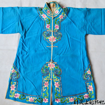 Old handmade old embroidery old embroidery slices old embroidery bag making old embroidery clothes-plate gold embroidery shredded flower old embroidery female coat