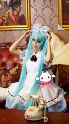 VOCALOID Hatsune Miku Cosplay costumes