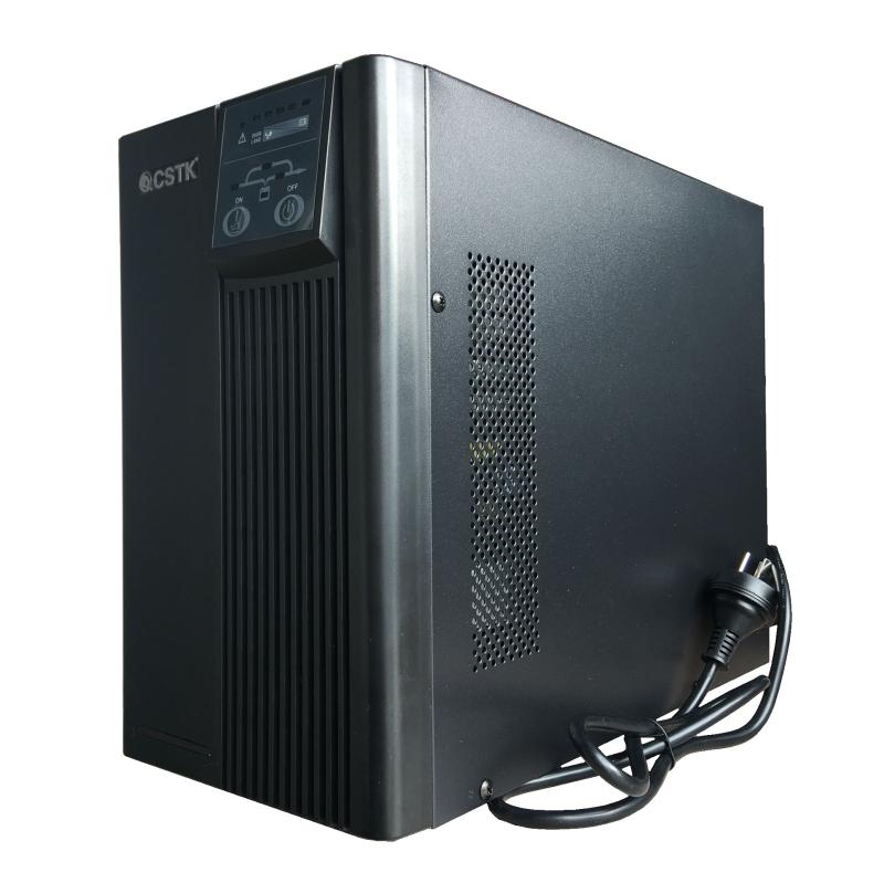 CSTK UPS Uninterruptible Power Supply C2K 2000VA1600W In-Line Regulated Internal Battery