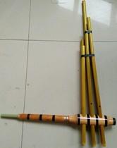 Guizhou Miao Lusheng instrument de musique Lusheng robe de danse ethnique instrument de musique Lusheng Guizhou Lusheng 6 Tube Taille Lusheng