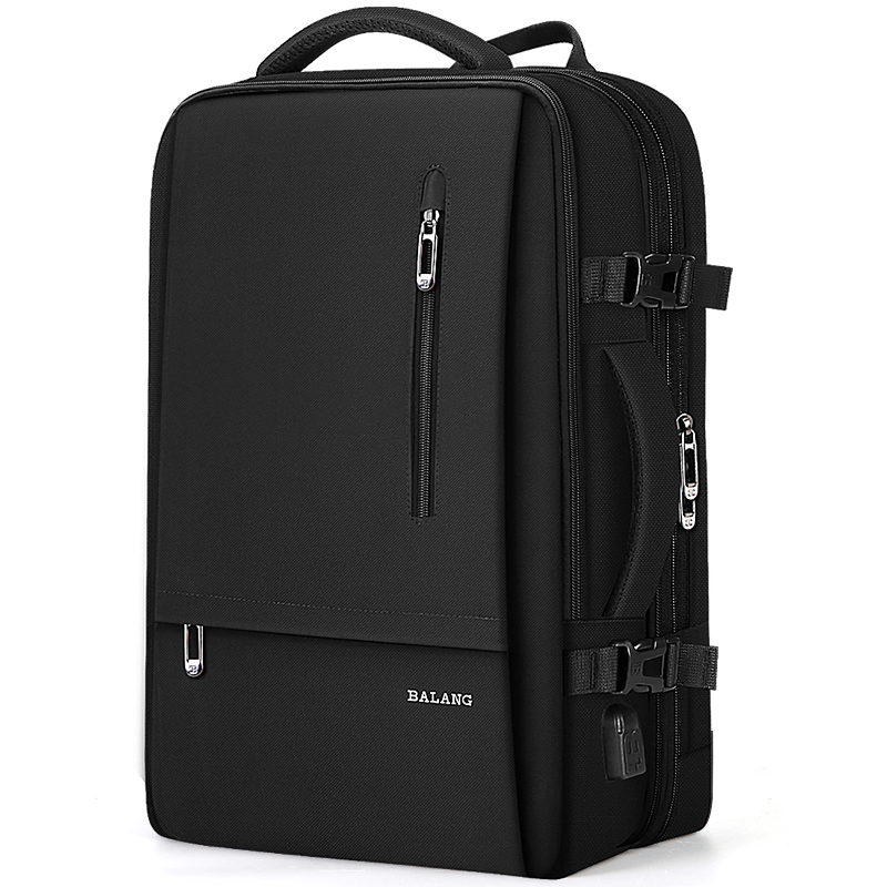 Backpack men's backpack business trip large capacity travel travel computer bag multi-function expansion student school bag