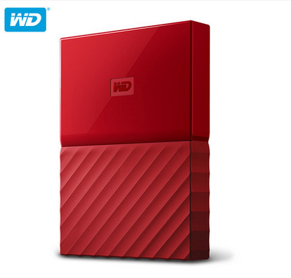 [The goods stop production and no stock]WD / Western Digital new My Passport usb 3.0 mobile hard disk 2TB 4TB genuine