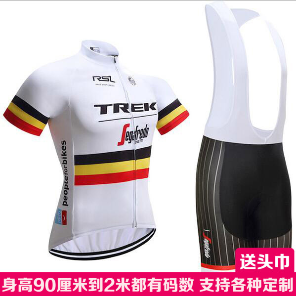 Custom summer men and women cycling suit short-sleeved suit mountain self- cycling team cde46a69b