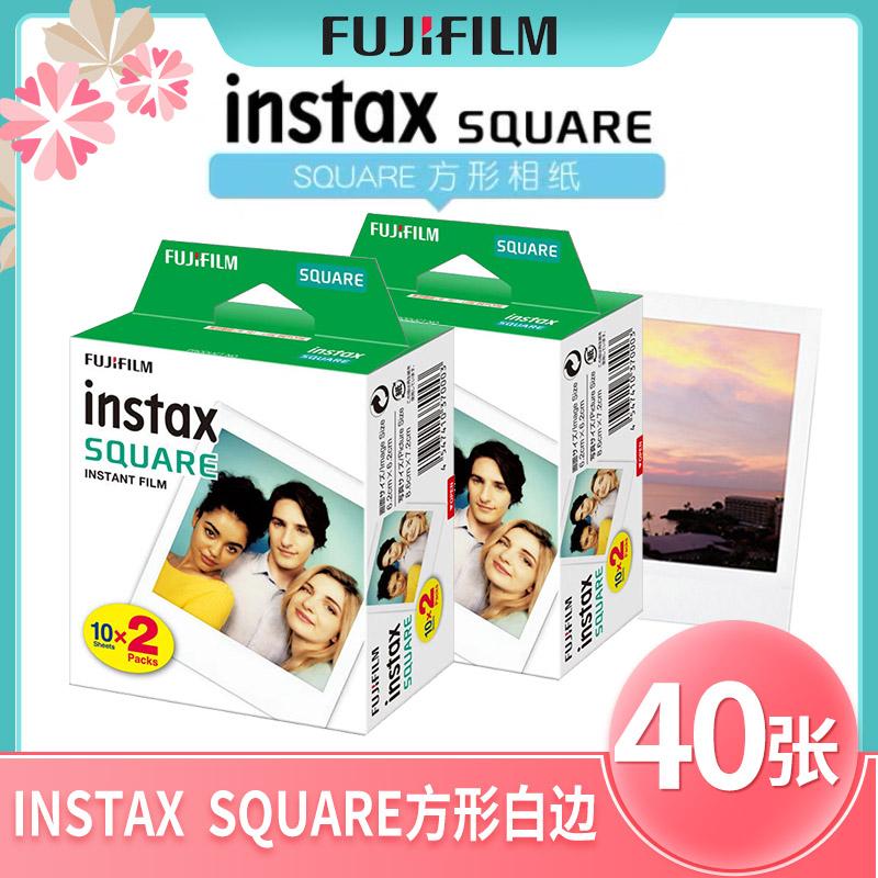 Fujifilm Fuji shot stand photo carré imprimante SQ6 10 caméra sp-3 imprimante papier photo 4 pouces