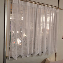 Foreign Trade Curtain Screen window partition curtain half curtain drift curtains toilet curtain