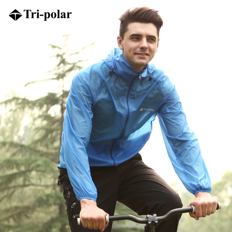 Skin clothing men's sunscreen breathable thin women's summer outdoor sports seaside holiday long-sleeved clothes skin windbreaker