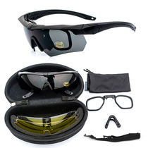 Military fan CS Bulletproof Goggles Special forces shooting dedicated glasses explosion-proof tactical goggles myopic sun sunglasses man