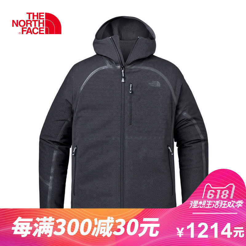 The NORTH FACE/North Men's Outdoor Sports Sprinkler-proof, Air-permeable, Heating Cap, Grab Suede A2T9W