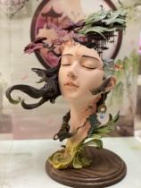 Yuan Xingliang Original GK works Peach Flower Island Spring Man official color coating version spot straight hair