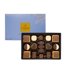 GODIVA Песня императора выбор Брахман подарочная коробка печенье шоколад 36 on chip офис Любовь в небе летящий дракон (предзнаменование появления мудрого владыки)
