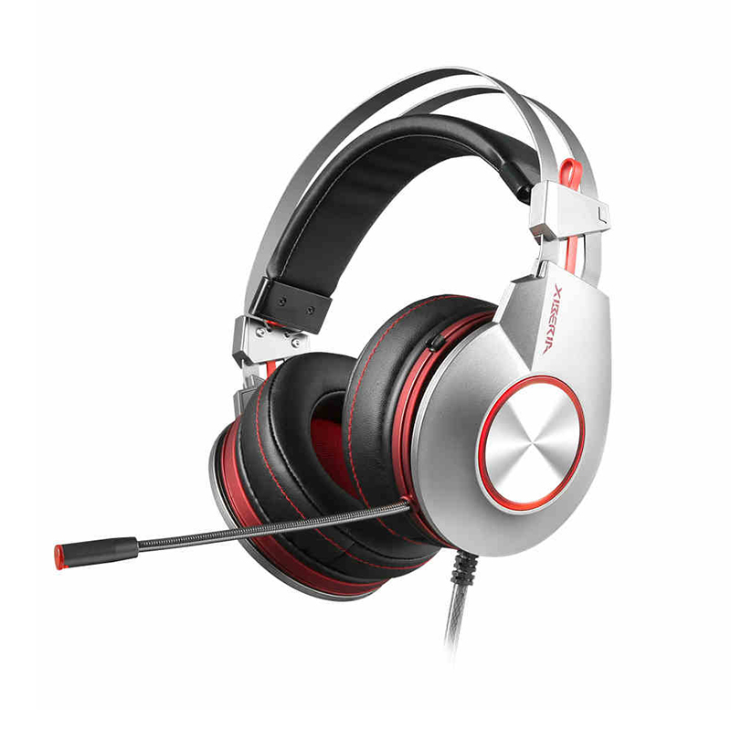 Siberia K5 gaming headset with microphone esports headset headset USB7.1 desktop computer bass